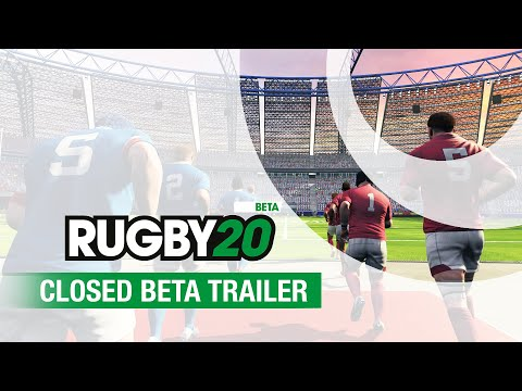 Rugby 20 | Closed Beta Trailer [USK]