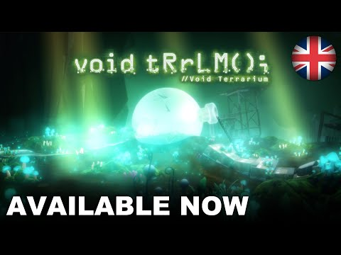 Void Terrarium - Launch Trailer (PS4, Nintendo Switch) (EU - English)