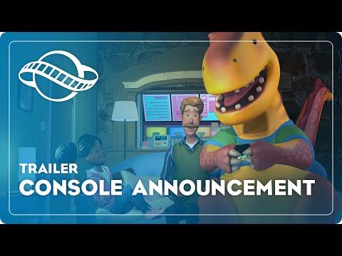 Planet Coaster: Console Edition | Announcement Trailer PEGI DE