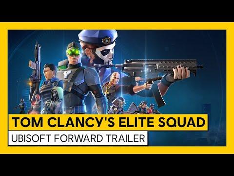 TOM CLANCY'S ELITE SQUAD - UBISOFT FORWARD TRAILER | Ubisoft [DE]