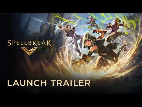 Spellbreak Official Launch Cinematic Trailer