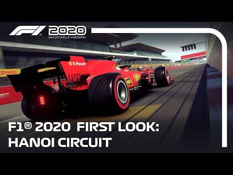 F1® 2020 First Look | Hanoi Circuit (DE)