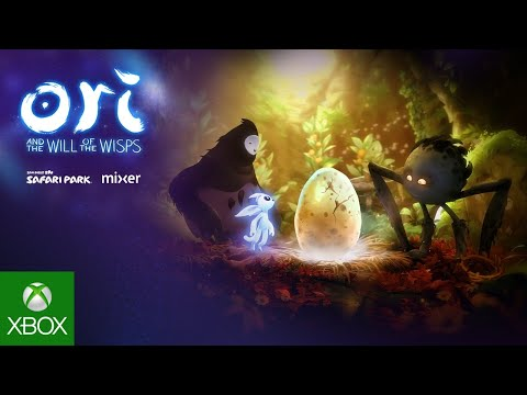 Ori and the Will of the Wisps - A livestream event from the San Diego Zoo Safari Park