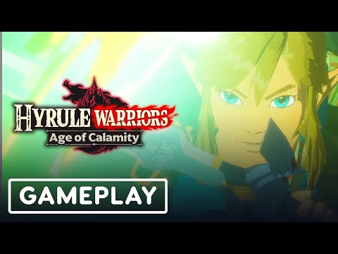 Hyrule Warriors: Age of Calamity - 13 Minutes of Gameplay (Japanese VO) | TGS 2020