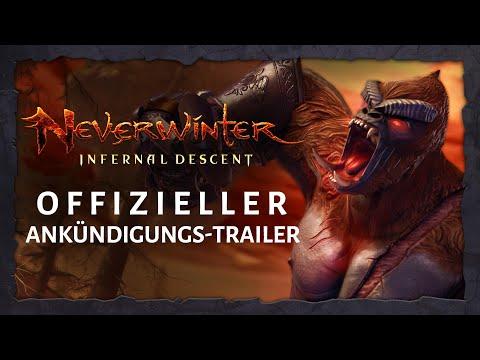 [DE] Neverwinter: Infernal Descent - Ankündigungs-Trailer