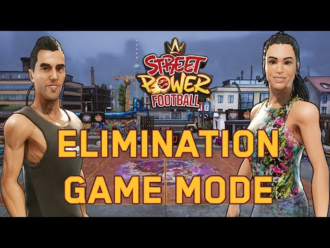 Elimination Mode - Gameplay Trailer (Street Power Football)