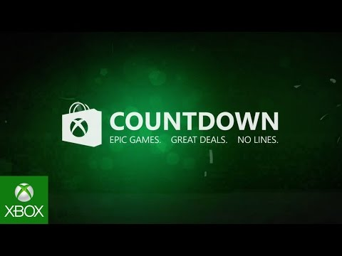 Xbox Store Countdown Video