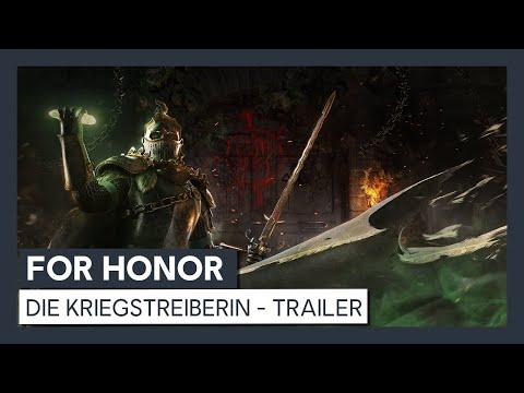 For Honor: Die Kriegstreiberin - Trailer | Ubisoft [DE]