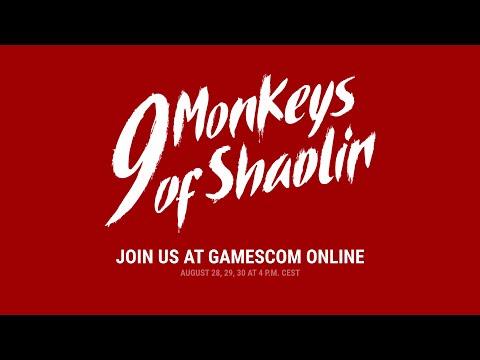 9 Monkeys of Shaolin - Gameplay Trailer [DE]