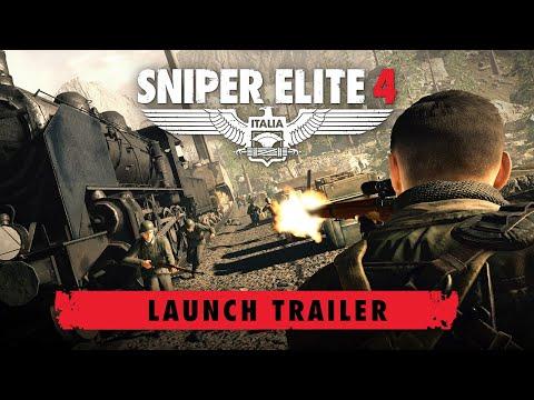 Sniper Elite 4 – Launch Trailer | Nintendo Switch
