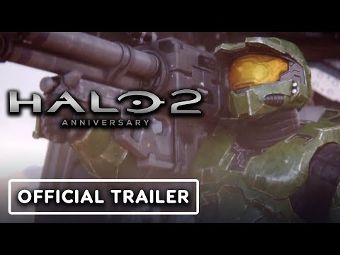 The Master Chief Collection: Halo 2 Anniversary - Official PC Launch Trailer