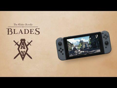 The Elder Scrolls: Blades – Nintendo Switch Offizieller Launch-Trailer