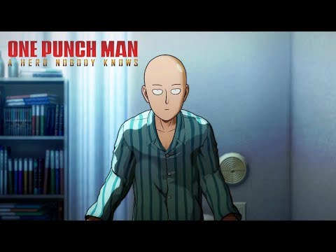 [Engsubs] One Punch Man: A Hero Nobody Knows - Release Date Trailer - PS4/XB1/PC