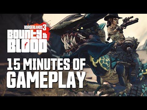 Borderlands 3 - 15 Minuten Gameplay aus 'Blutgeld'