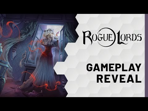 Rogue Lords | Gameplay Reveal (PC Gaming Show 2020)