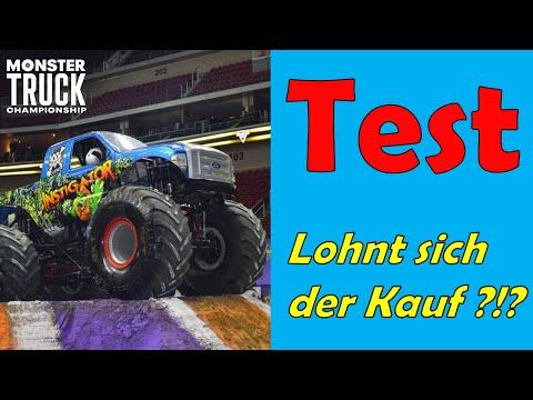 Monster Truck Championship für PS4 - Test DEUTSCH !!! Lohnt sich der Kauf ?!? 🏎️ [German/Deutsch]