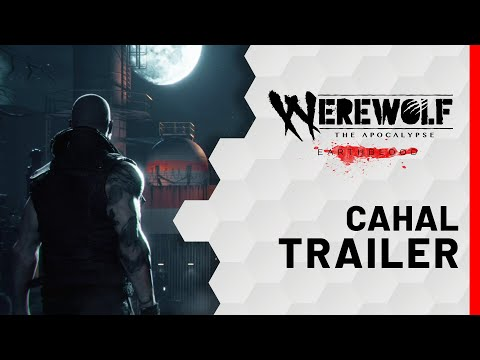 Werewolf: The Apocalyspe - Earthblood | Cahal Trailer (Gamescom 2020)