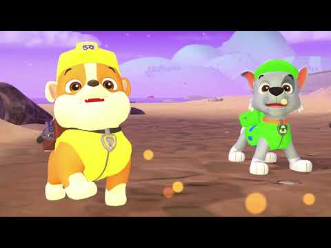 [Deutsch] PawPatrol Mighty Pups - Announcement Trailer - PS4 / Xbox1 / PC / Switch