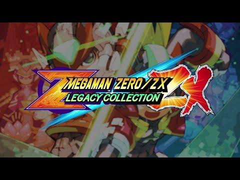 Mega Man Zero/ZX Legacy Collection | Launch Trailer