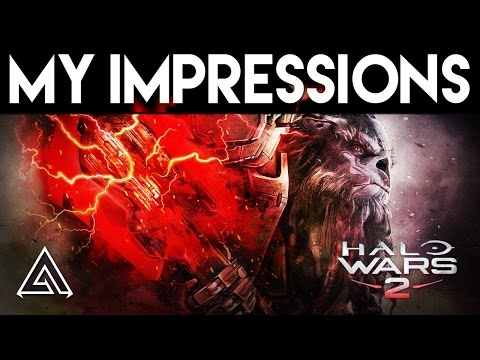 Halo Wars 2 | Early Gameplay & Impressions