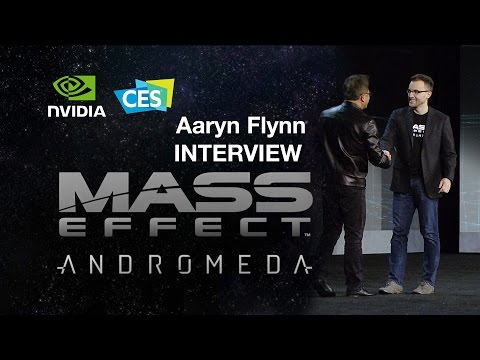 Mass Effect: Andromeda - INTERVIEW with BioWare GM Aaryn Flynn