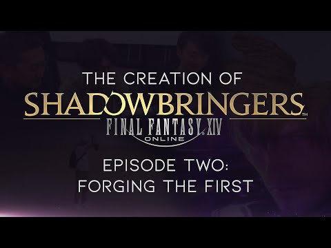 The Creation of FINAL FANTASY XIV: Shadowbringers – Episode Two: Forging the First (Closed Captions)