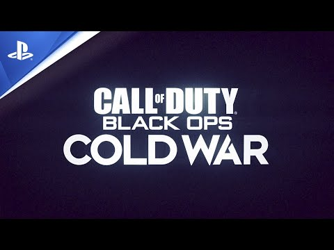 Call of Duty: Black Ops Cold War | Reveal Trailer | PS4