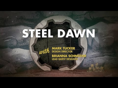 Fallout 76 – Steel Dawn (Developer Gameplay)