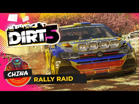 DIRT 5 | Point-To-Point Racing Through China | Xbox Series X|S, PS5