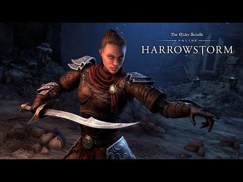 The Elder Scrolls Online: Harrowstorm - Gameplay-Trailer