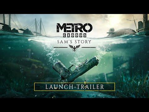 Metro Exodus - Sam's-Story-Launch-Trailer [USK]