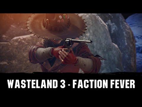 Wasteland 3 - Faction Fever [DE]