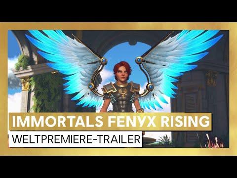 Immortals Fenyx Rising: Weltpremiere-Trailer   Ubisoft [DE]