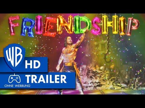 MORTAL KOMBAT 11: Aftermath – Friendships Trailer Deutsch HD German (2020)