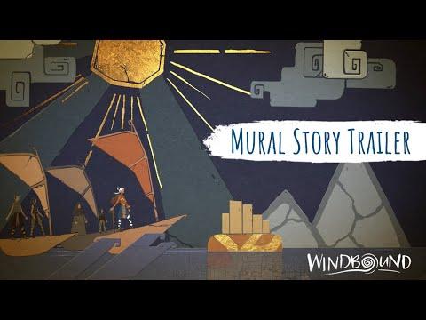 Windbound - Mural Story Trailer [USK]