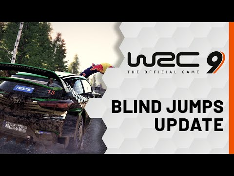 WRC 9 | Blind Jumps Update Trailer