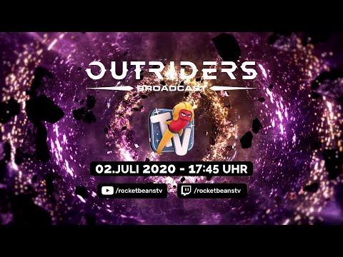OUTRIDERS Broadcast #2 – am 02.07. bei RBTV