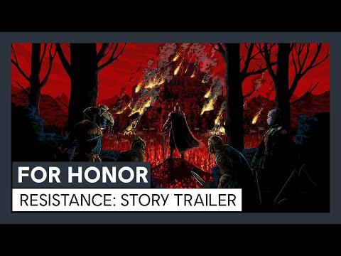 For Honor: Resistance | Y4S3 Story Trailer | Ubisoft [DE]