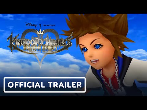 Kingdom Hearts: Melody of Memory - Official Trailer