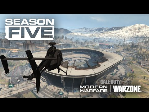 Call of Duty®: Modern Warfare® & Warzone - Official Season Five Trailer