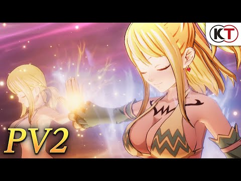 FAIRY TAIL - Gameplay Trailer (PV2)