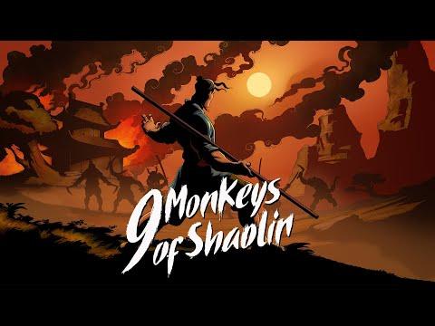9 Monkeys of Shaolin - Announcement Trailer [DE]