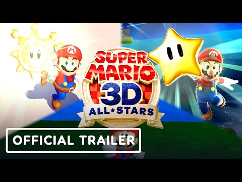 Super Mario 3D All-Stars - Official Trailer | Nintendo Direct