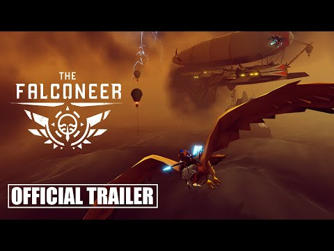 The Falconeer   November 10 2020   The Free & The Fallen   Xbox Series X S + PC 🦅