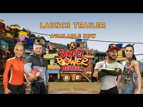 Street Power Football - Launch Trailer