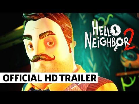 Hello Neighbor 2 - Official Announcement Trailer