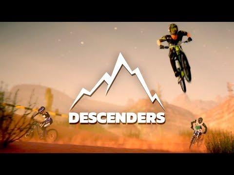 Descenders Multiplayer Launch Trailer