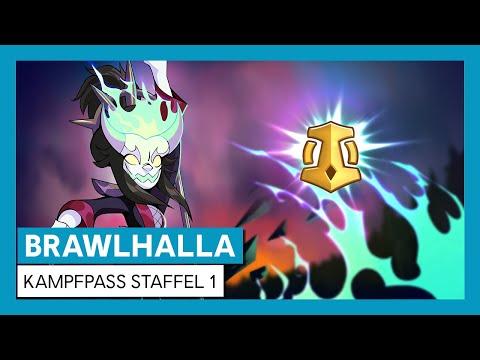 Brawlhalla - Trailer Kampfpass Staffel 1 [OFFIZIELL] | Ubisoft [DE]