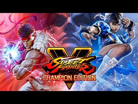 Street Fighter V: Champion Edition | Trailer