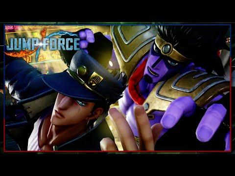 [DE] JUMP FORCE - Launch Trailer - Nintendo Switch